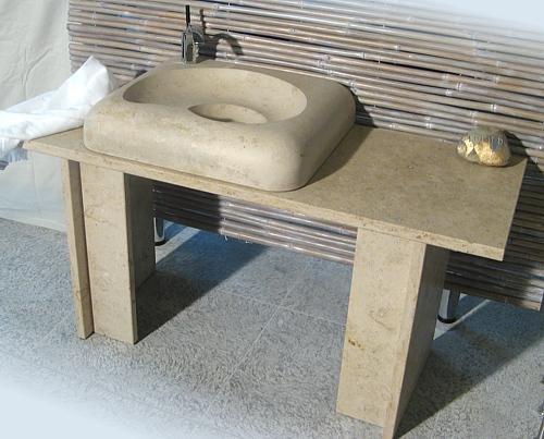 waschbecken aus individuelle waschbecken aus massivem stein gefertigt